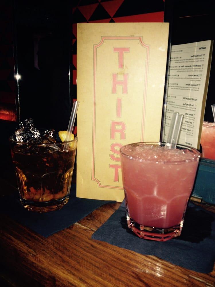 Thirst Bar