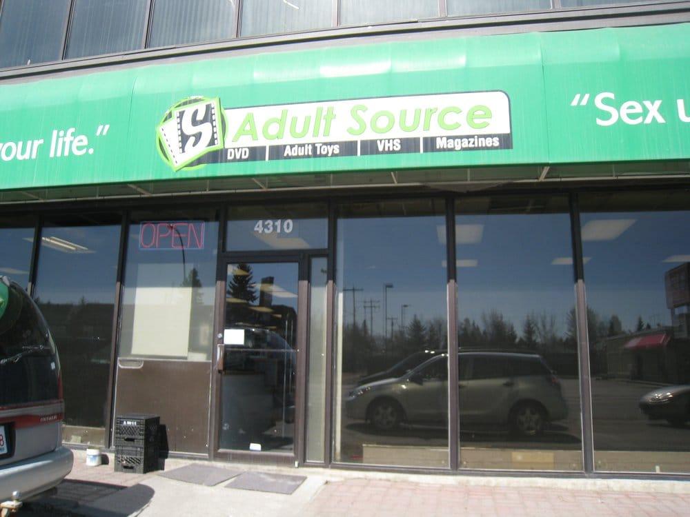 Source adult video calgary