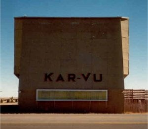 Kar-Vu Drive Inn Theatre: 27474 US Highway 287, Springfield, CO