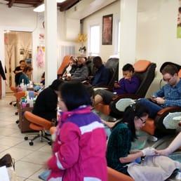 The nails spa 130 foto e 230 recensioni manicure for 24 hour nail salon atlanta