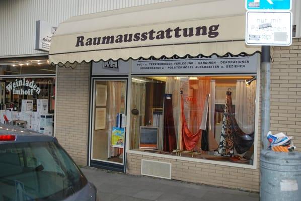 Hammer Raumausstatter karl hammer interior design reischplatz 1 deutz cologne
