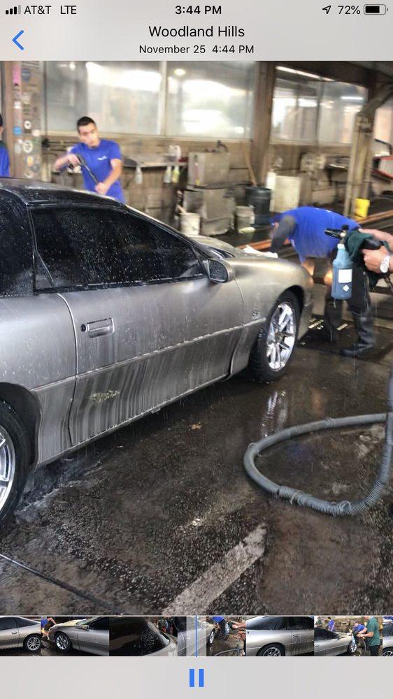 Ventura West Car Wash: 22517 Ventura Blvd, Woodland Hills, CA