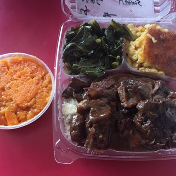 Lena S Soul Food Cafe Oakland Ca