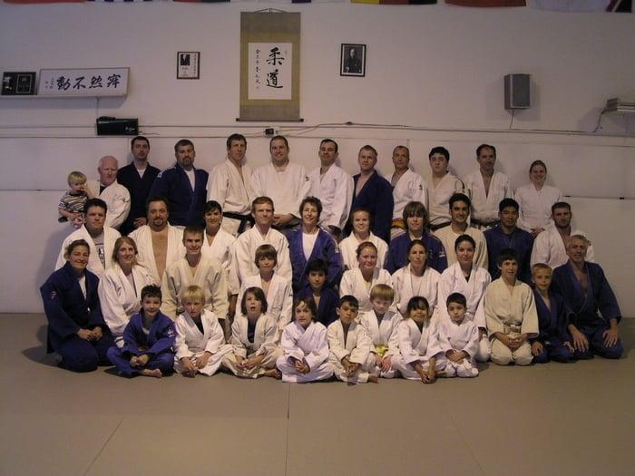 Denver Judo: 719 Mariposa St, Denver, CO