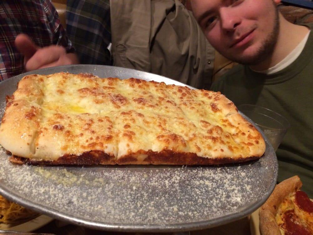 Pizza Bucket: 143 S Winter St, Adrian, MI