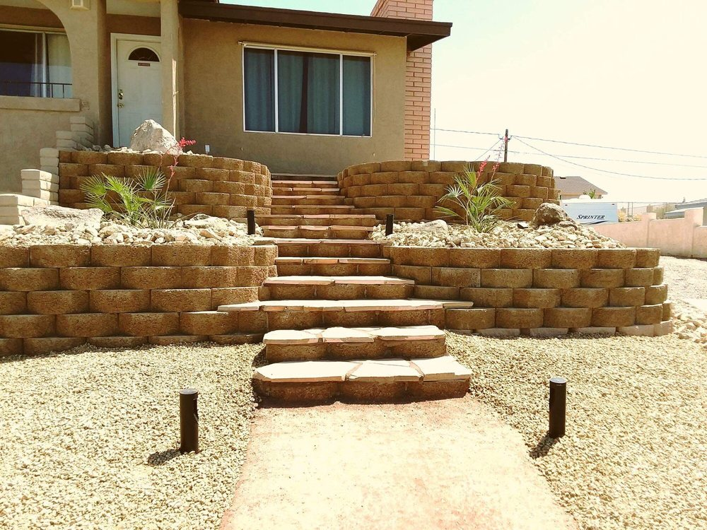 Vibrant Landscaping: 3421 Bluegrass Dr, Lake Havasu City, AZ
