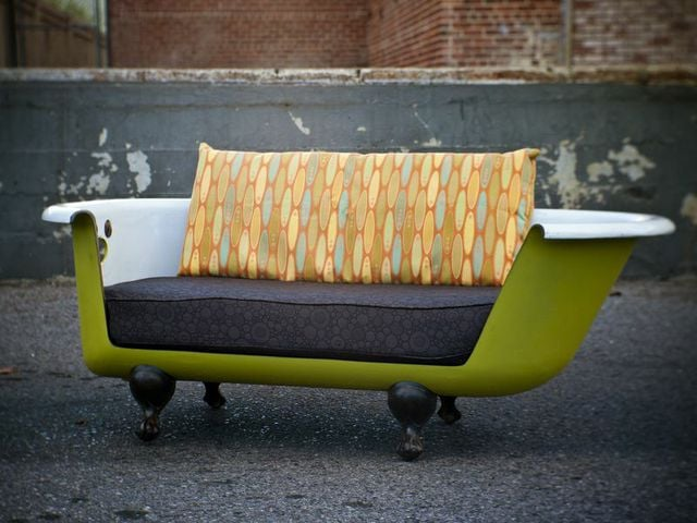 Claw Foot Bathtub Couch For Sale Contact Us A Price
