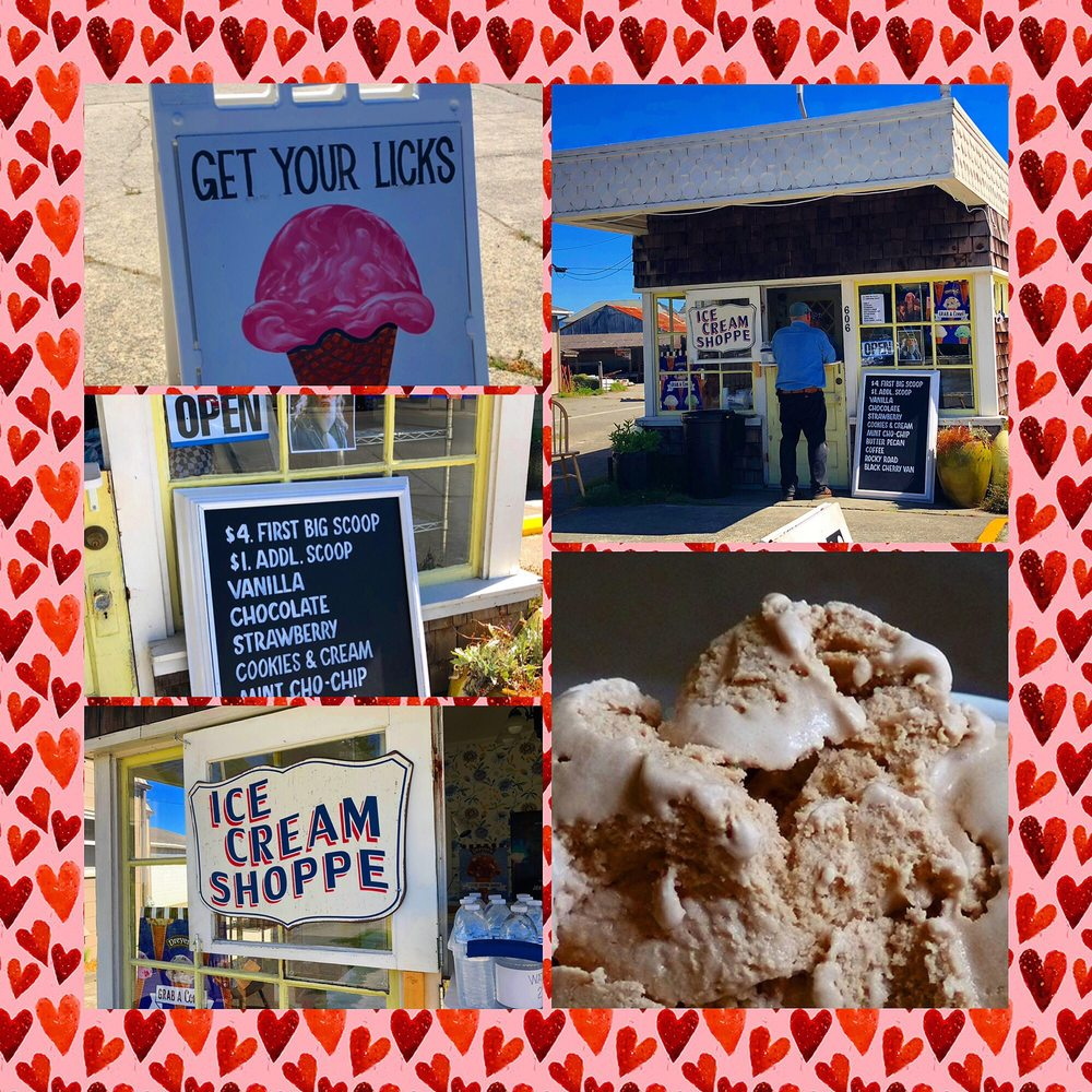 Get Your Licks: 606 Main St, Ferndale, CA