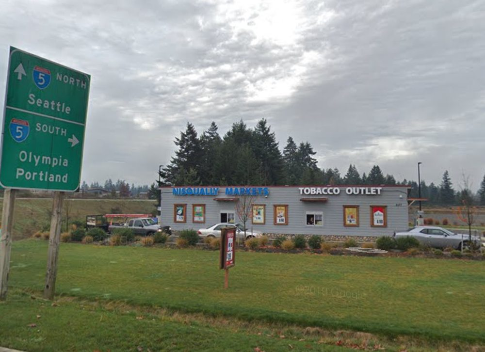 Nisqually Markets Tobacco Outlet: 2107 Marvin Rd NE, Lacey, WA