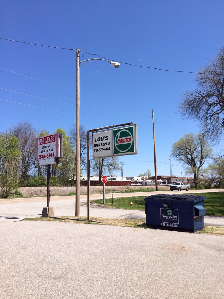 Lou's Auto Repair: 2500 S Belt W, Belleville, IL