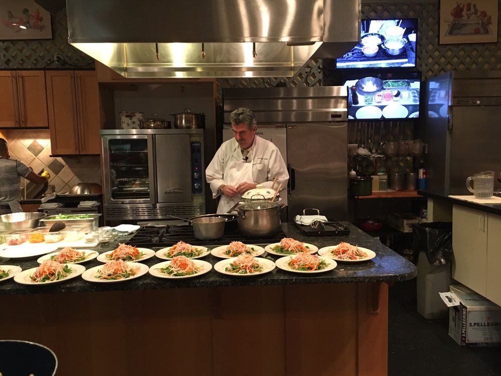 Chef Jean Pierre: 117 S Sycamore St, Newtown, PA