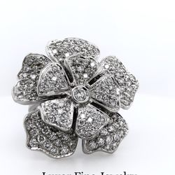 Photo Of Luxor Fine Jewelry Atlanta Ga United States Our Flower Ring