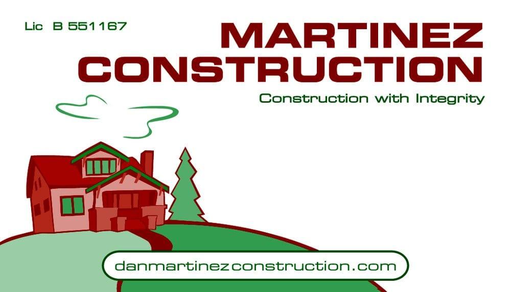 Dan Martinez Construction