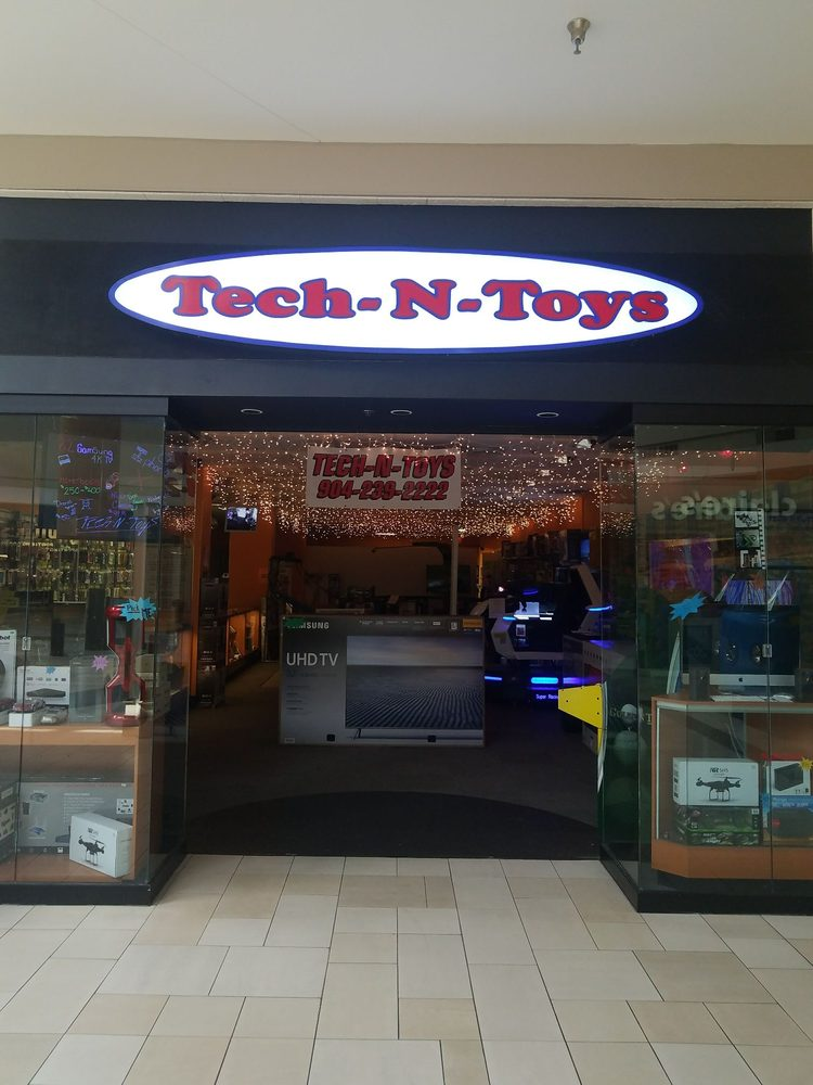 Tech-N-Toys: 1910 Wells Rd, Orange Park, FL