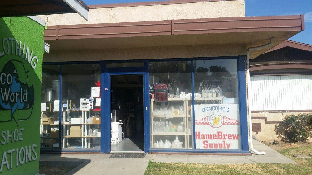 Bencomo's Home Brew Supply