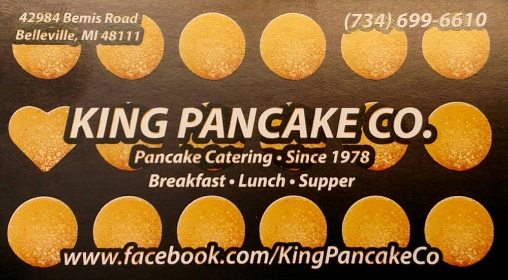 King Pancake: Belleville, MI
