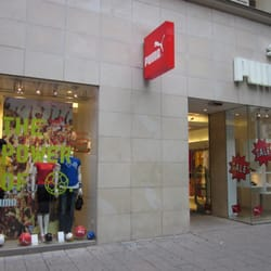 9655e8b94d3 Puma Store - Shoe Stores - Mariahilferstr. 56, Neubau, Vienna, Wien ...
