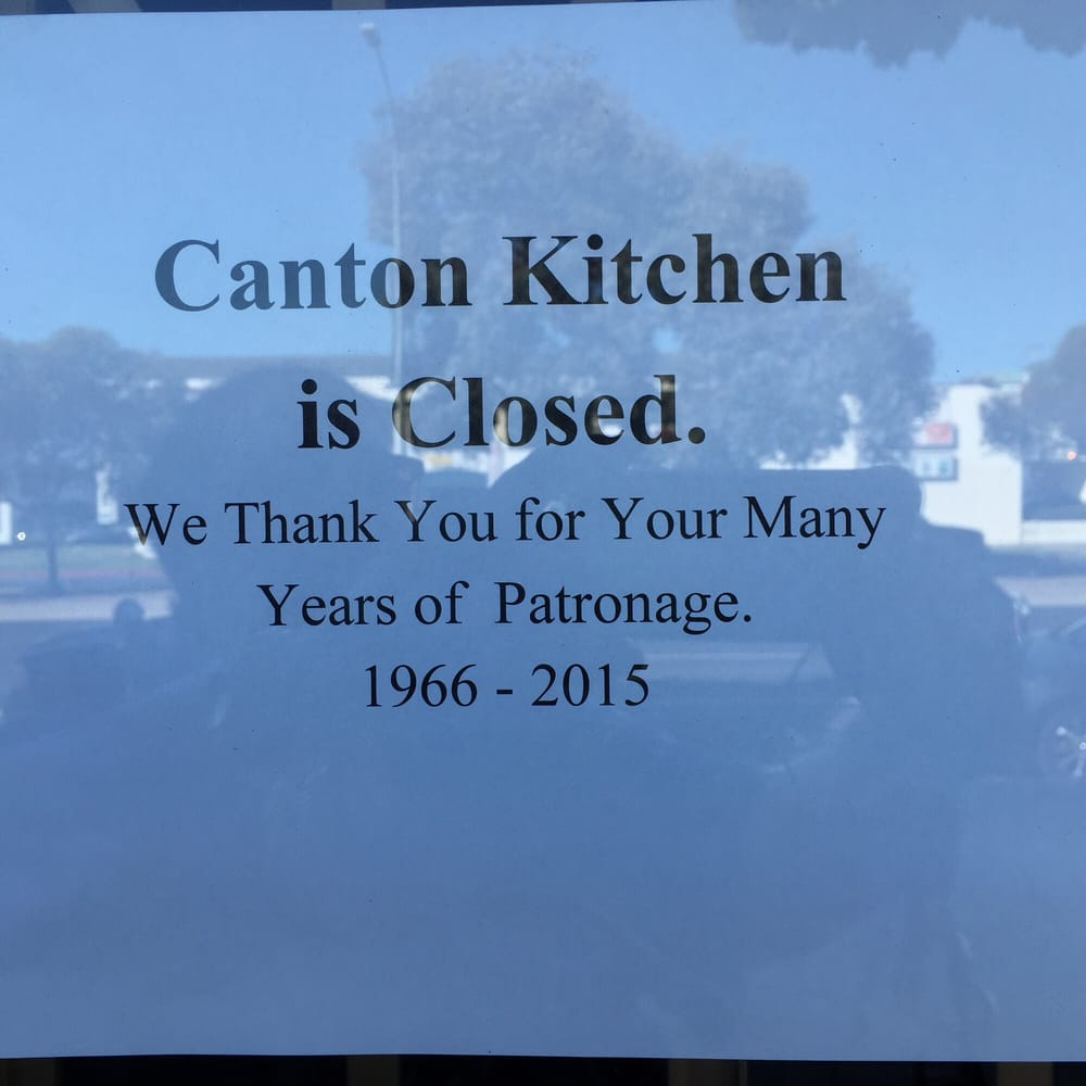 Canton Kitchen - CLOSED - 82 Reviews - Chinese - 12511 Venice Blvd ...