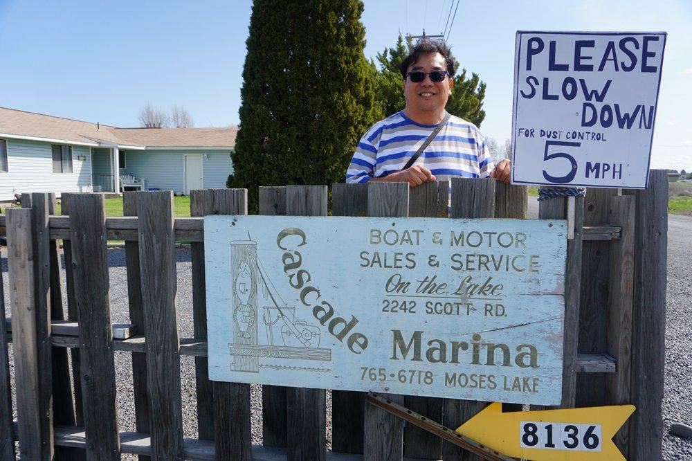 Cascade Marina: 8138 Scott Rd NE, Moses Lake, WA
