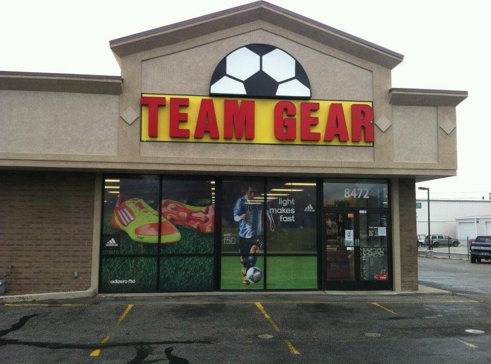 Team Gear International: 8472 S State St, Midvale, UT