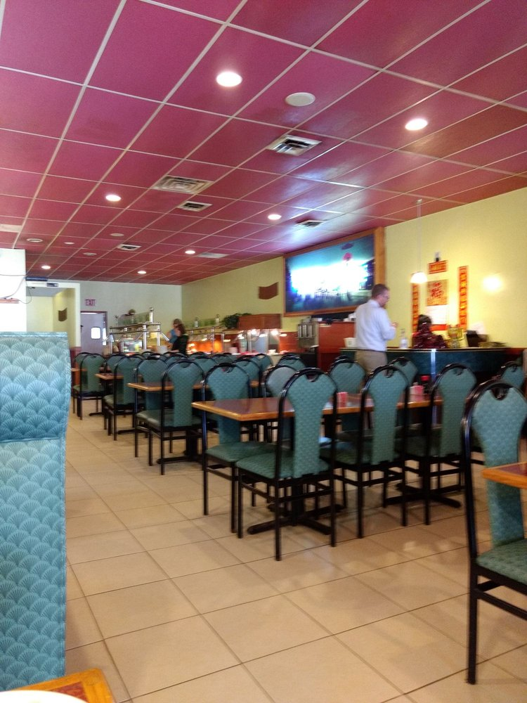 China Buffet: 411 Chestnut St, Atlantic, IA