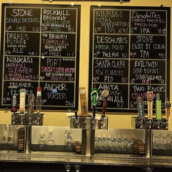 California Craft Beers Fremont