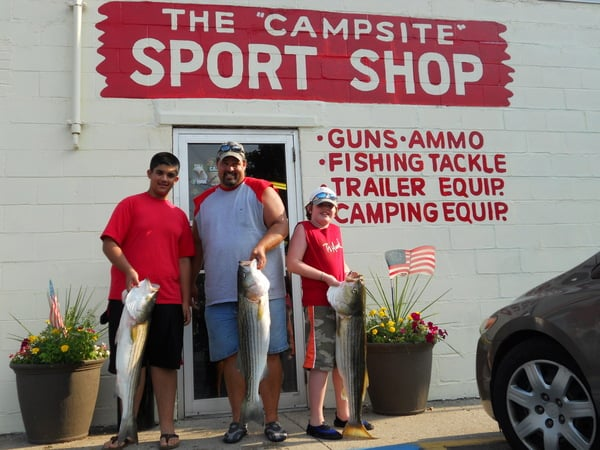 Camp-Site Sport Shop