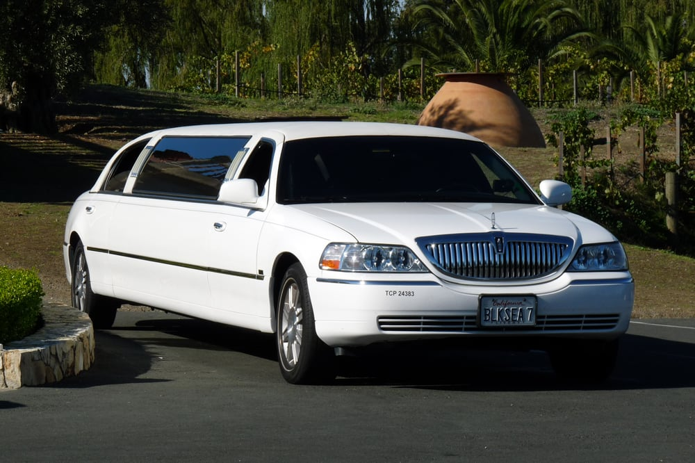 Black Sea Limousines: 726 Military E, Walnut Creek, CA