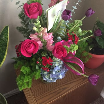The Flower Basket Florists 6932 W Military Dr San