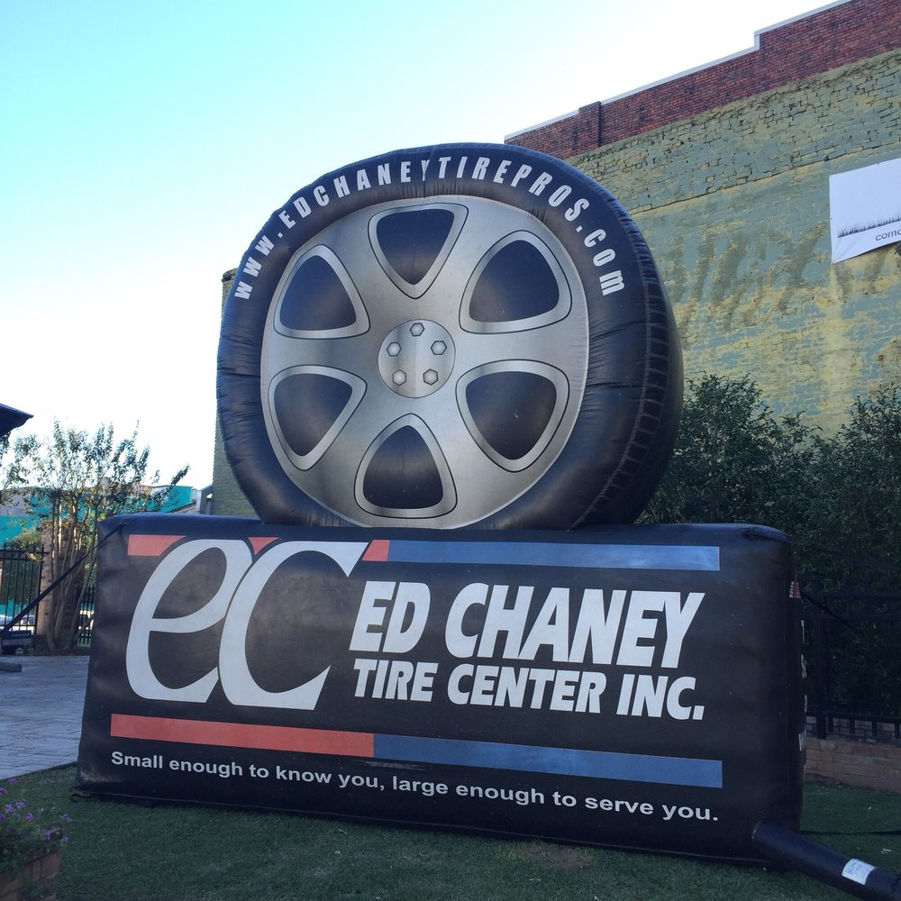 Ed Chaney Tire Pros: 306 22nd Ave S, Meridian, MS