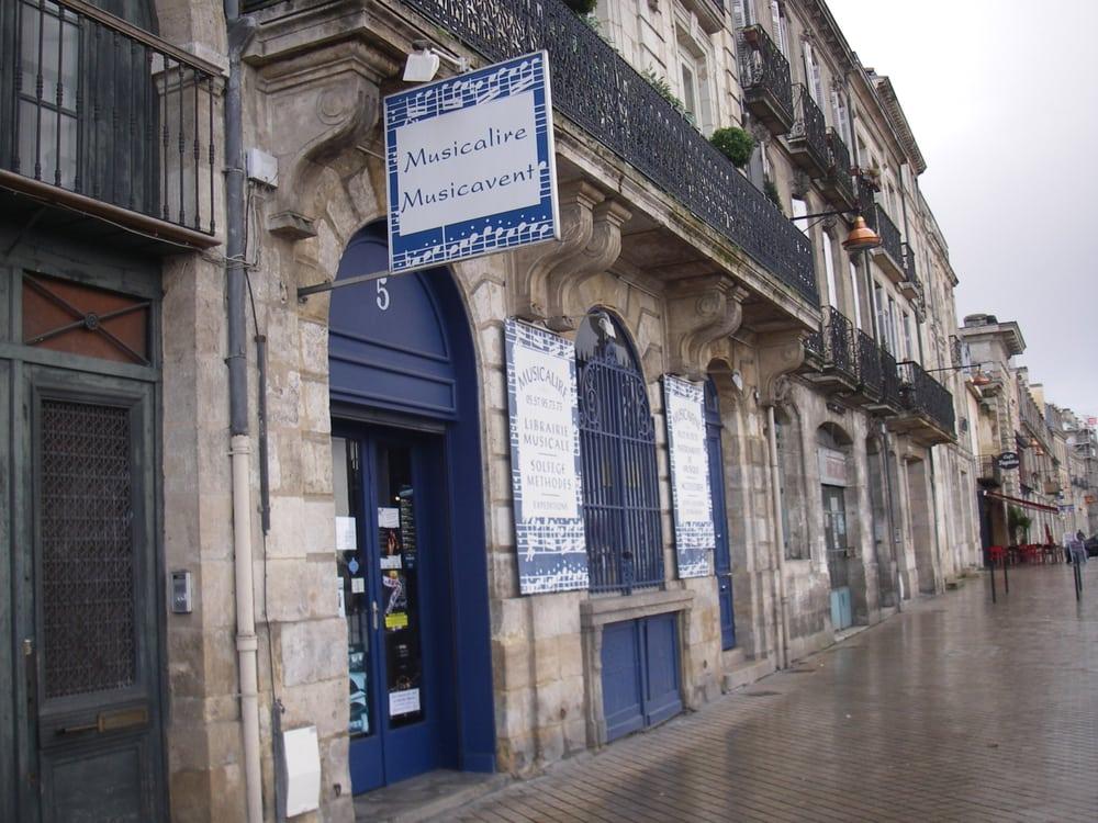 Musicalire instruments et professeurs de musique 25 for Hotel rue lafaurie monbadon bordeaux