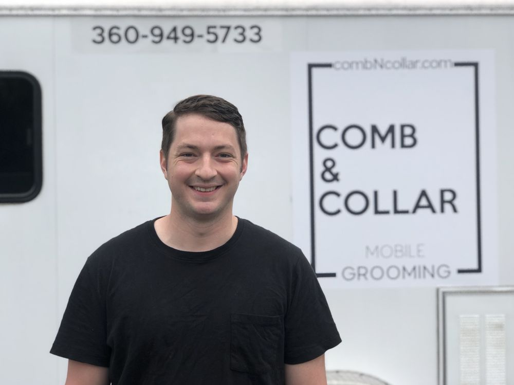 Comb & Collar Mobile Grooming: 4054 SE 196th Ct, Camas, WA