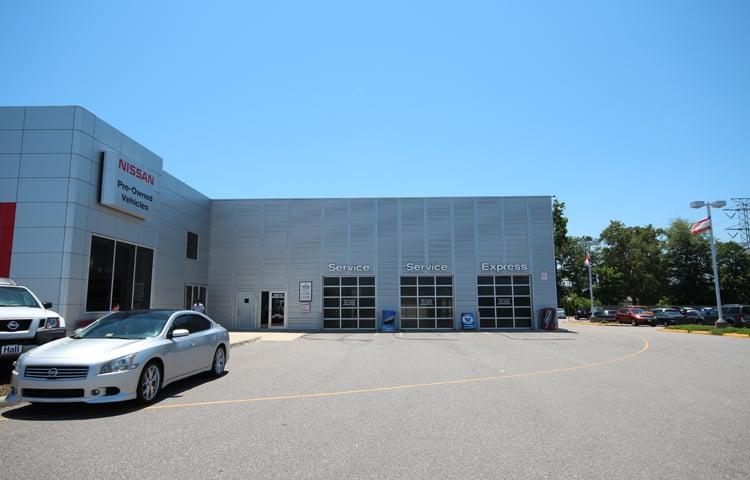 Photos for Hall Nissan Chesapeake - Yelp