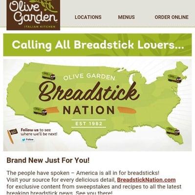 Olive Garden Food Truck - Food Trucks - 7014 East Camelback Rd ...