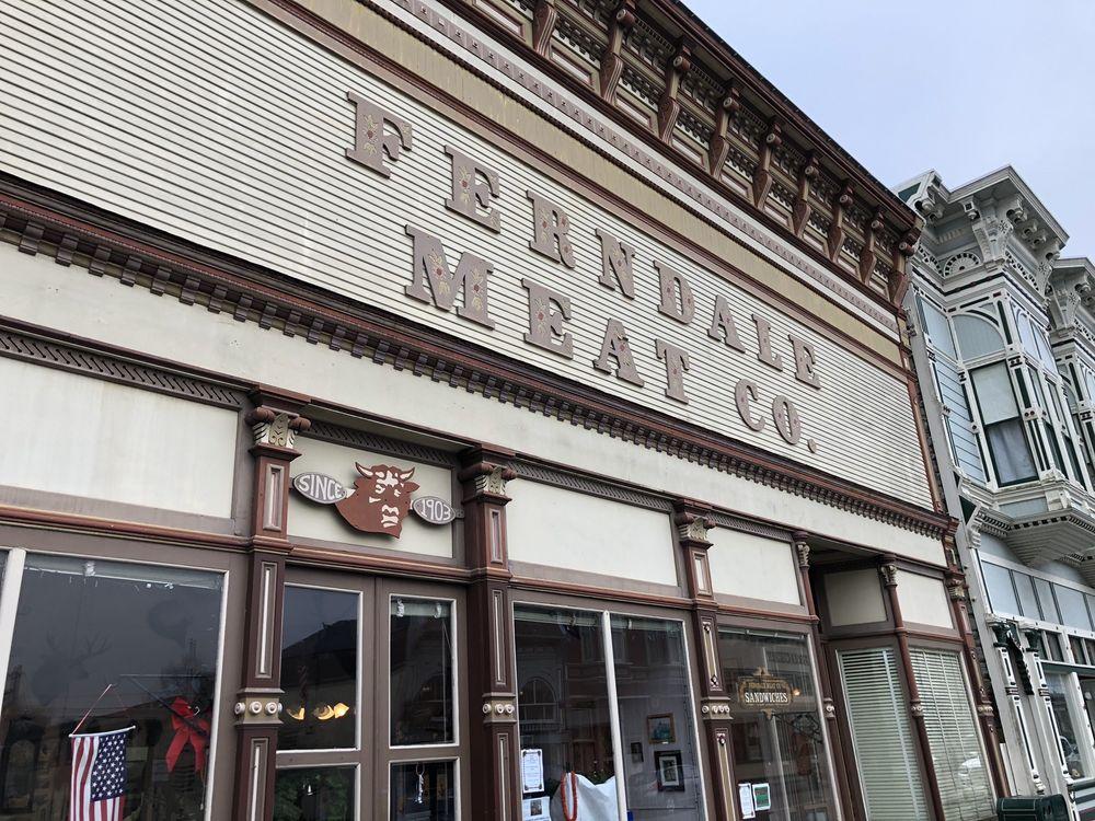 Ferndale Meat: 376 Main, Ferndale, CA