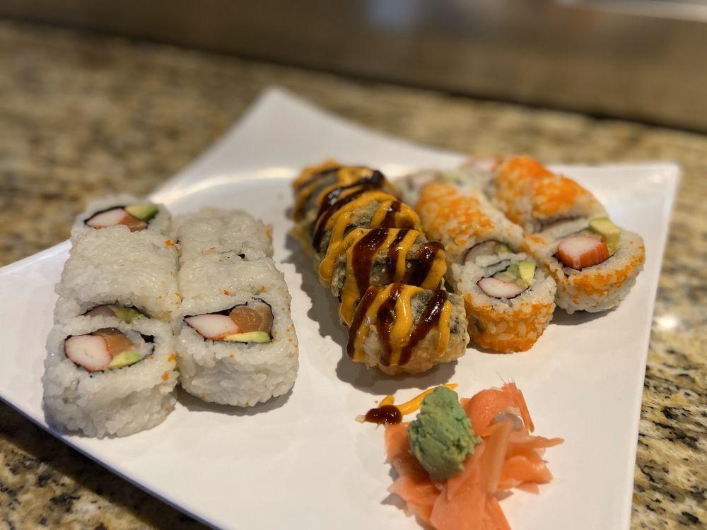 Midori Japanese Cuisine: 2106 William St, Cape Girardeau, MO