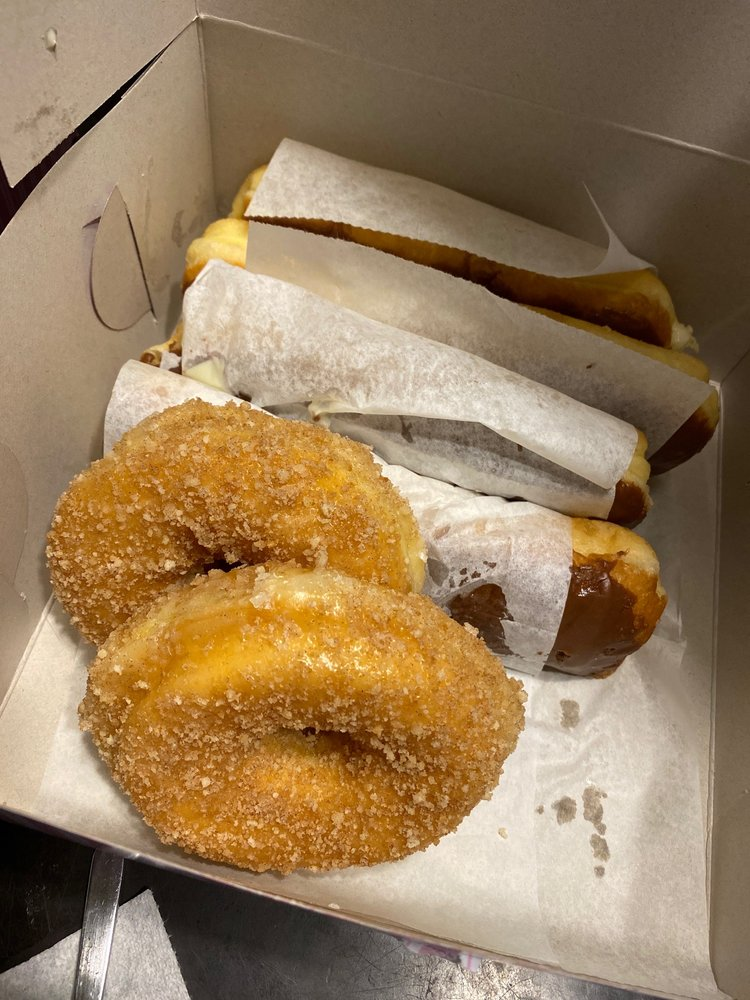 Giant Donuts