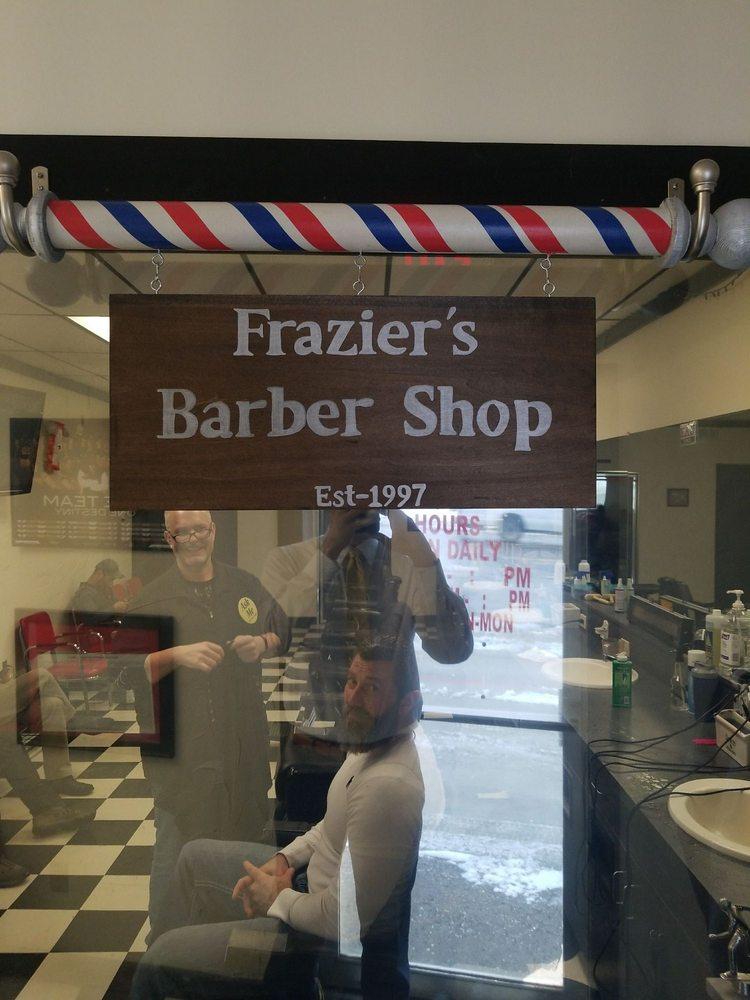 Frazier's Barber Shop: 1637 E Main St, Kent, OH
