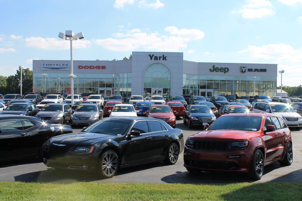 Yark Chrysler Jeep Dodge Ram - Yelp