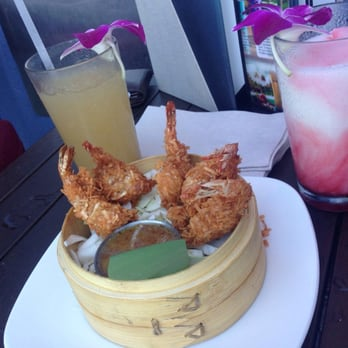 Photo Of Mai Tai Bar Daytona Beach Fl United States Coconut Shrimp