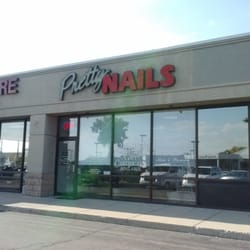 Pretty nails nail salons 5036 w pike plaza rd for A perfect 10 nail salon rapid city