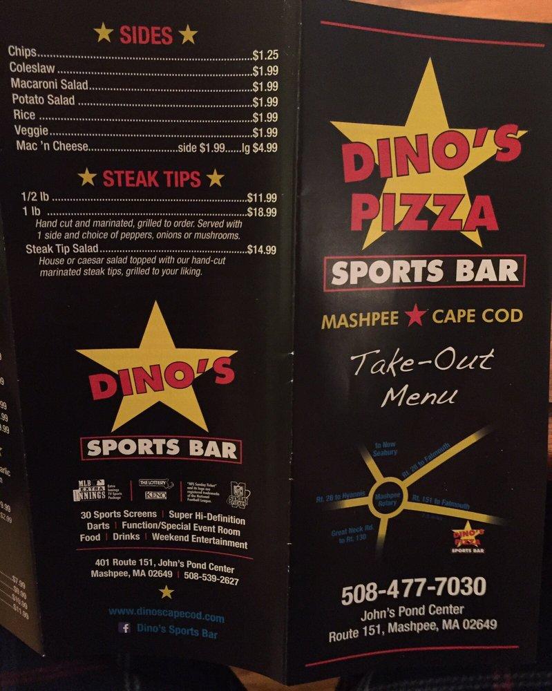 Sports Bars Cape Cod Part - 23: Photo Of Dinou0027s Sports Bar - Mashpee, MA, United States