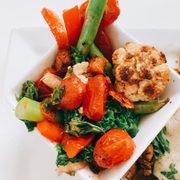 Three Carrots Fountain Square 237 Photos 146 Reviews Vegan