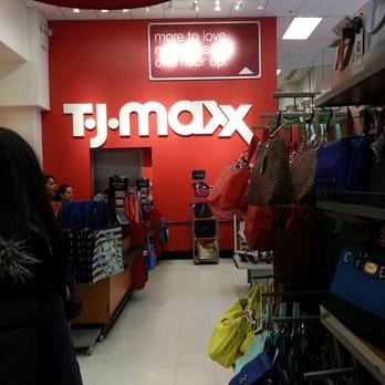 tj maxx warehouse holmes rd