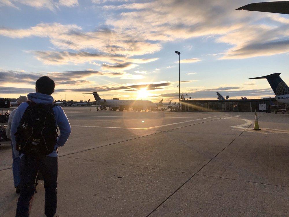 Washington Dulles International Airport - IAD: 1 Saarinen Cir, Dulles, VA
