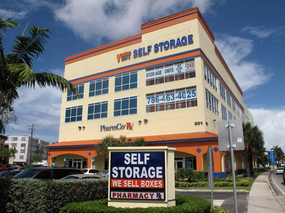 Value It Self Storage 901 N Miami Beach Blvd North Fl Phone Number Yelp