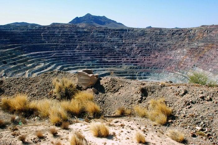 New Cornelia Open Pit Mining Lookout: Indian Village Rd, Ajo, AZ