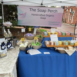 Photo Of Rutherford Farmers Market   Rutherford, NJ, United States. The  Soap Perch