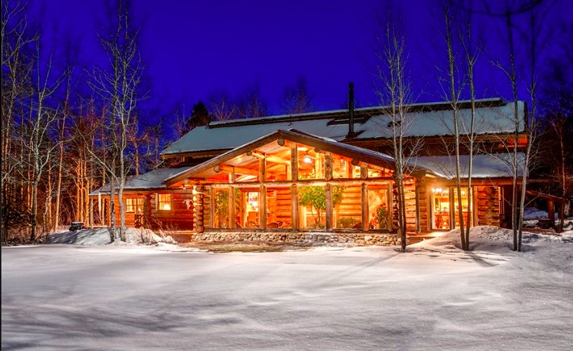 The Wildflower Lodge: 3725 Shooting Star Ln, Wilson, WY