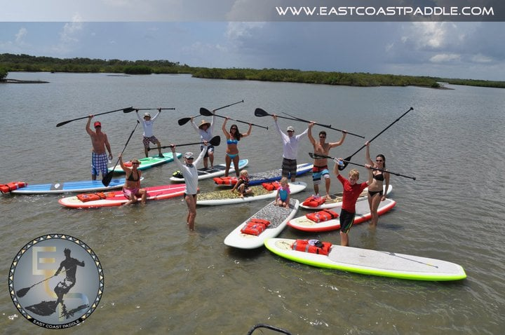 East Coast Paddle: 859 Pompano Ave, New Smyrna Beach, FL